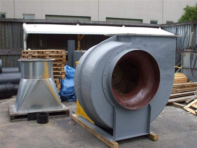 PROLITE Fibreglass Fan