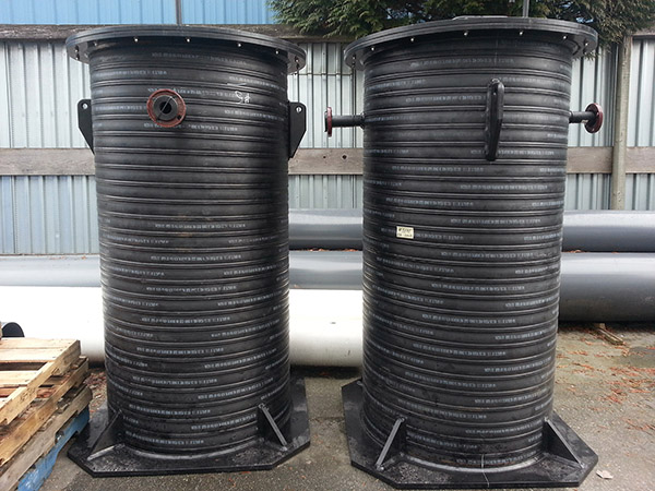Hdpe Pipe Amp Fittings Hypro Plastics Calgary Leader